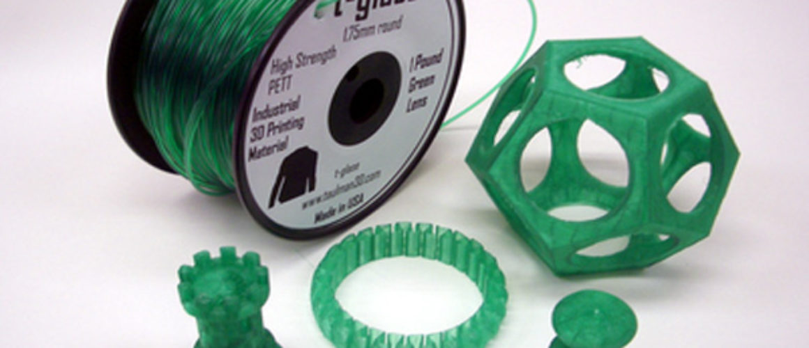 Taulman-T-Glase - Green - 1.75mm  *** 1lb spool ***