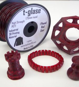 Taulman T-Glase - Red -  1.75mm