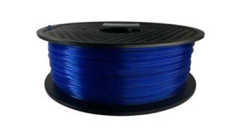 PLA - Translucent - Blue- 1.75mm - 1kg